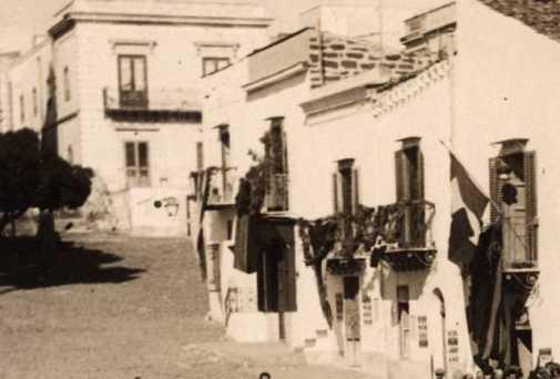 Angolo della piazza
