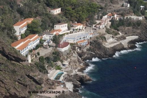 Ustica. ex hotel grotta azzurra