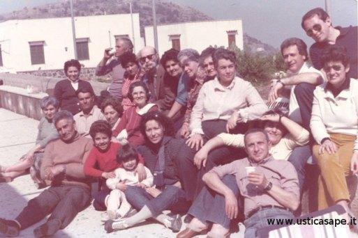 Pasquetta con parenti e amici