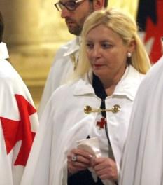 """Teresa Nicoletti è stata investita """"Cavaliere Templare"""""""