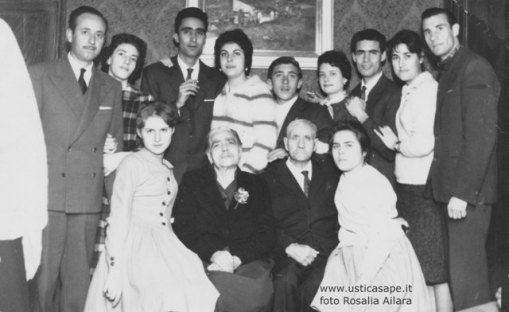 Famiglia Ailara e parenti