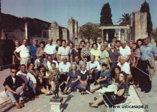 Gita anziani di Ustica