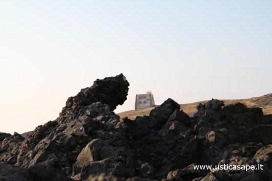 Scogliera con Torre - Spalmatore