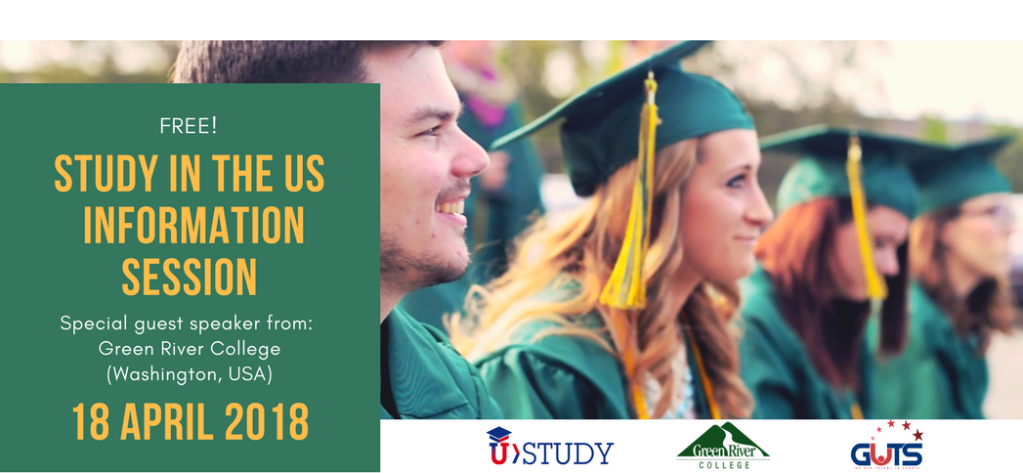 Study in the US: Information Session
