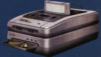 The Nintendo Play Station – SNES CD