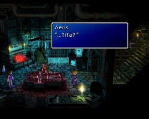 FF7 screenshot - Don Corneo's dungeon