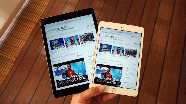 Nuevos iPad en mis manos