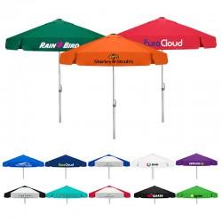 custom patio umbrellas promotional