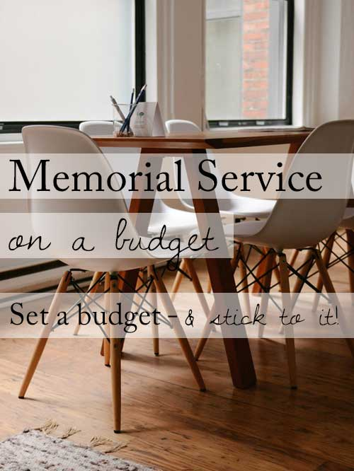 Set A Budget And Stick To It