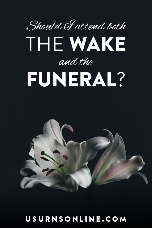 Difference Between Wake And Funeral