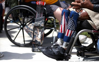 Image result for disabled veterans