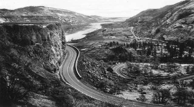 6. Columbia River Highway