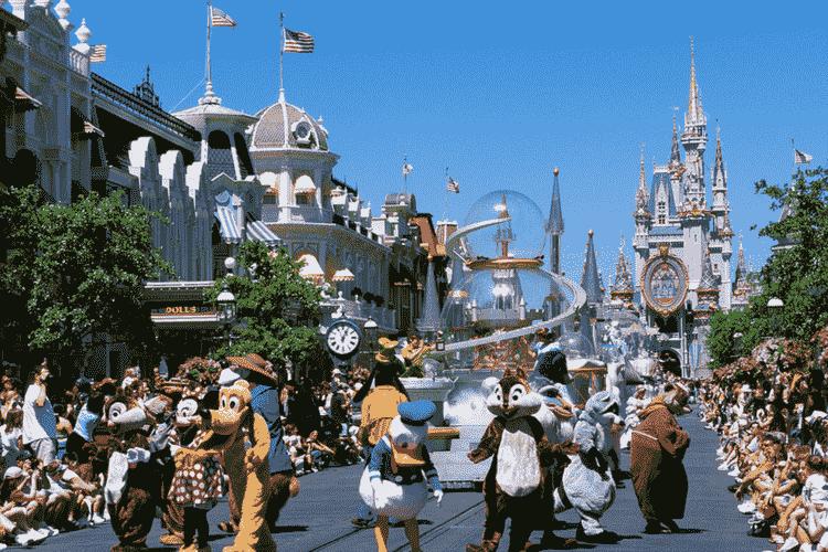 Walt Disney, Florida
