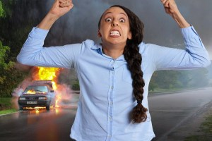 Tips for Avoiding Aggressive Driving