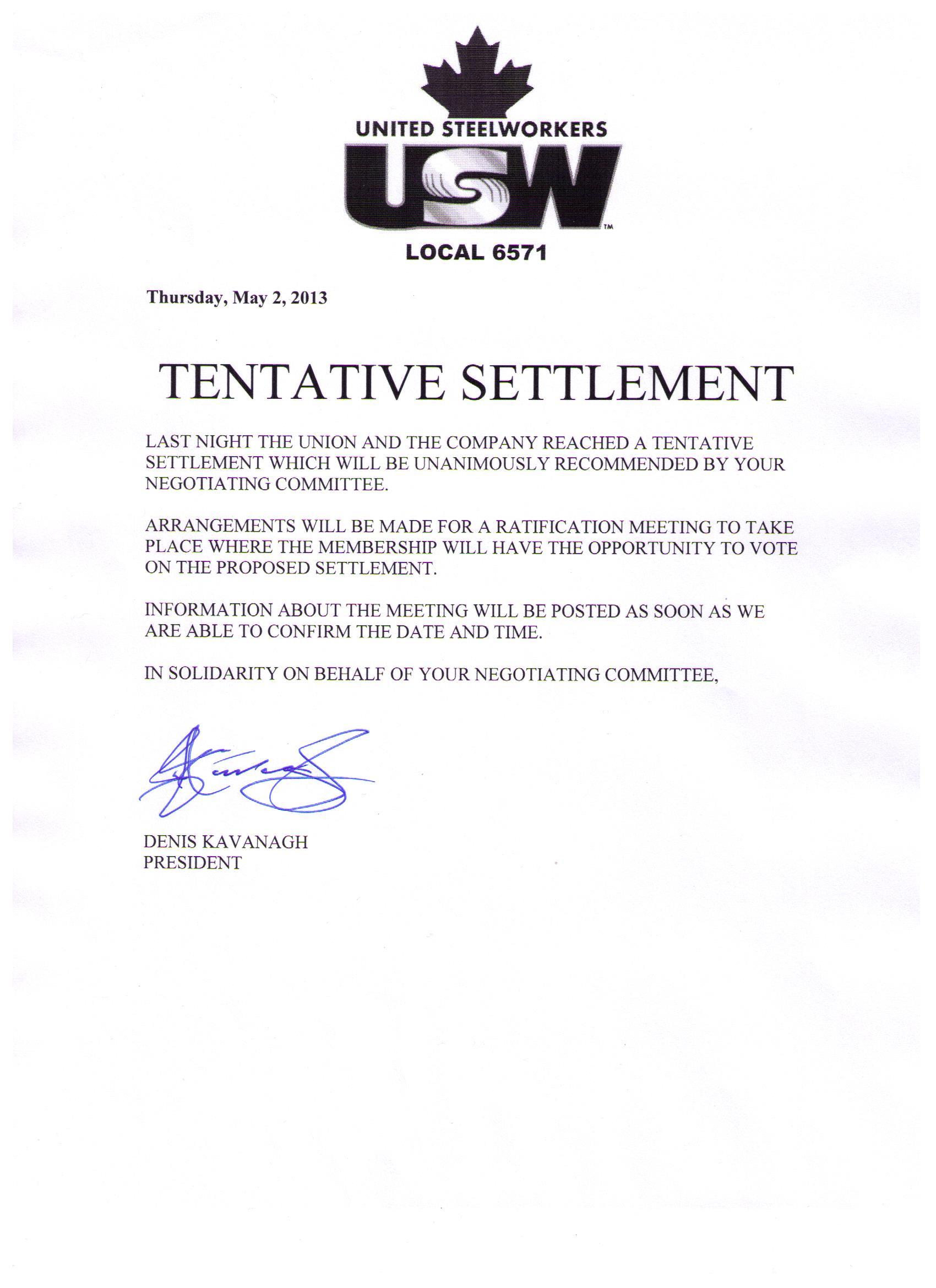 Untitled Document [www.usw6571.ca]