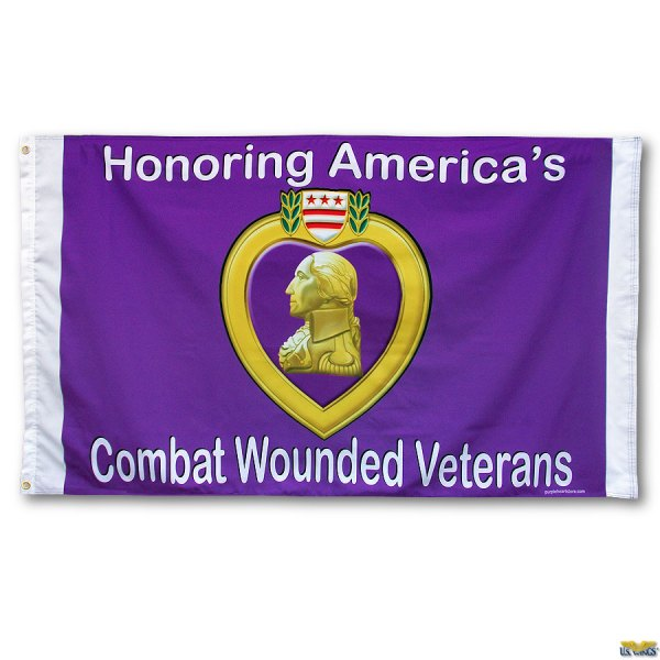 Purple Heart Day 2016