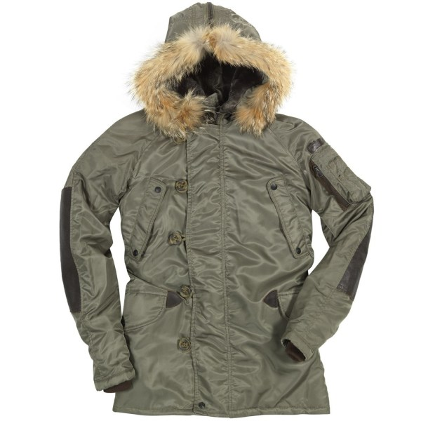 Extreme Cold Weather Jackets Wings Sgt. Hack And