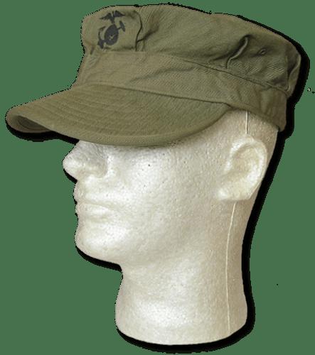usmc utility cap