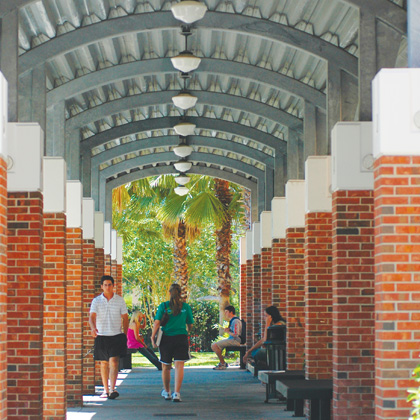 The University Of Tampa Residence Life Residence Halls