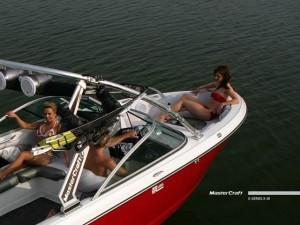 Rockport Reservoir Boating