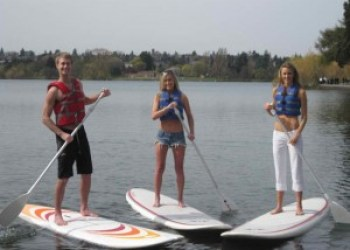 Standup paddleboards