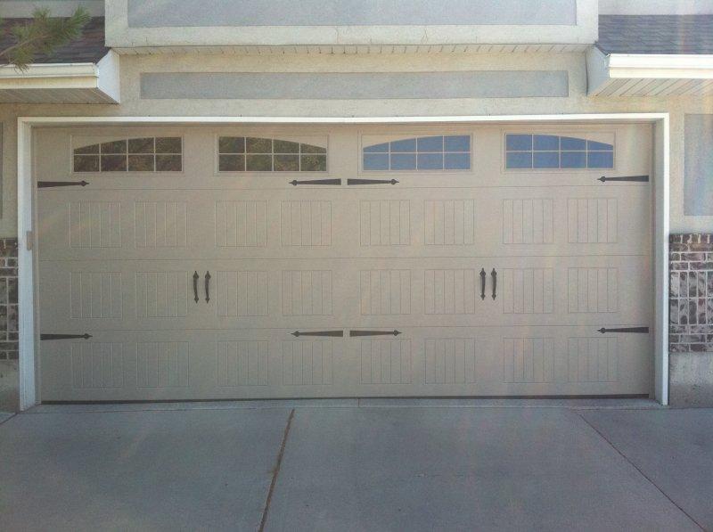 New Door Sales  Installation  A Plus Garage Doors