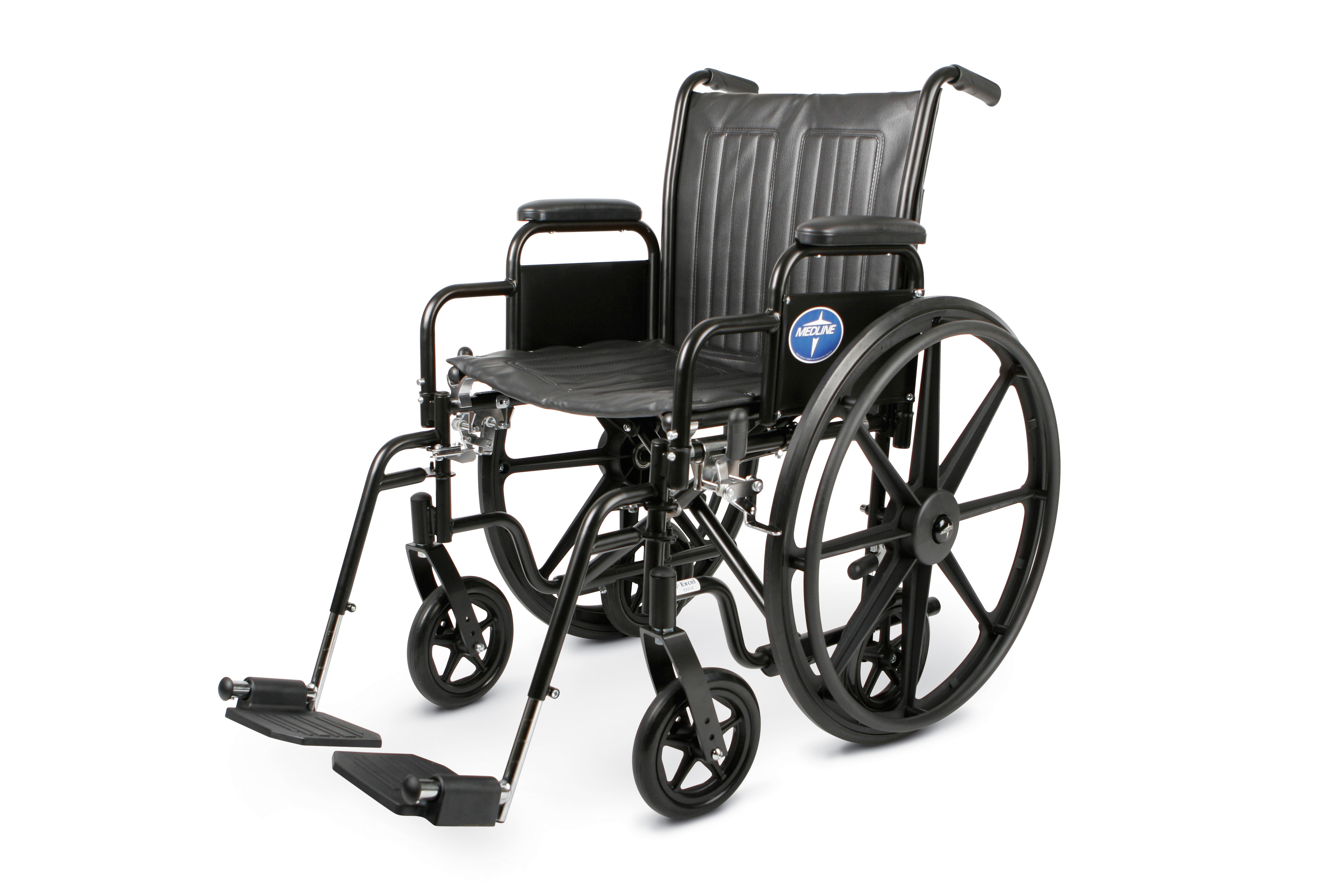 Hybrid Wheelchair Standard And Transport Combo Removable