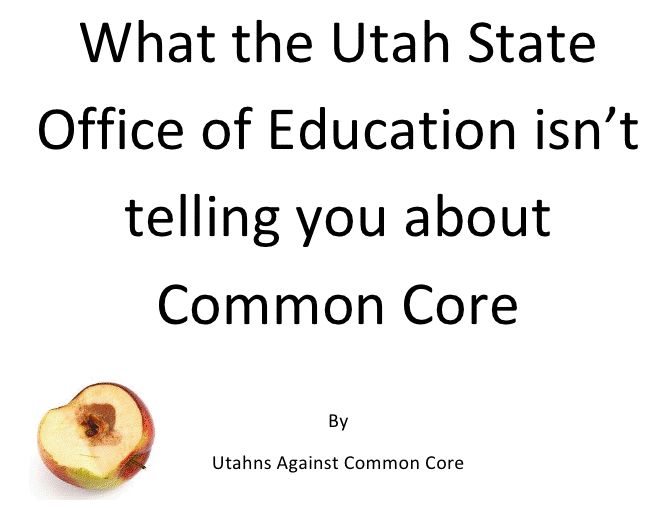 What the State Office of Education Isn't Telling You About