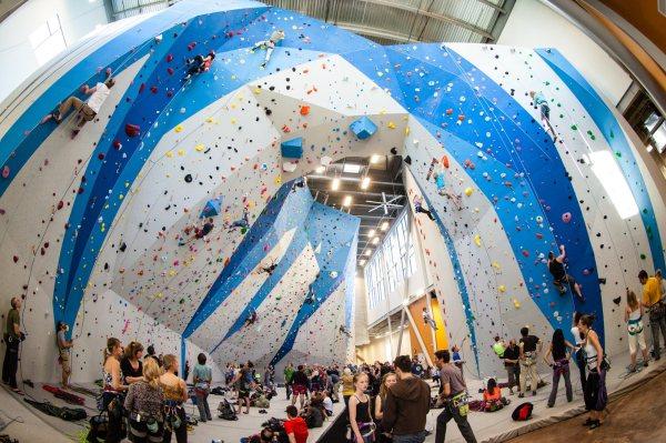 Momentum Climbing Gym