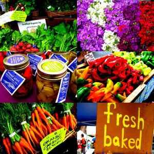Typical Farmer's Market Offerings
