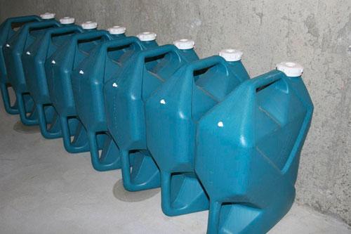 & Do it now (refilling water storage) - Utah Preppers