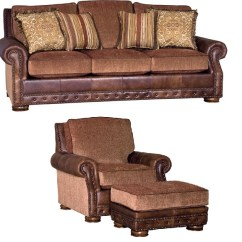 Material And Leather Sofa American Queen Sleeper Bradley S Furniture Etc Mayo Fabric Sofas 2900lf Top Grain