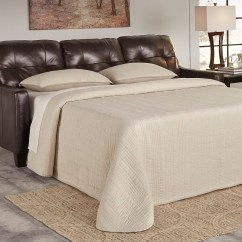 Rustic Sleeper Sofa Canape Divan Leather Hide A Way Bed And Sofas