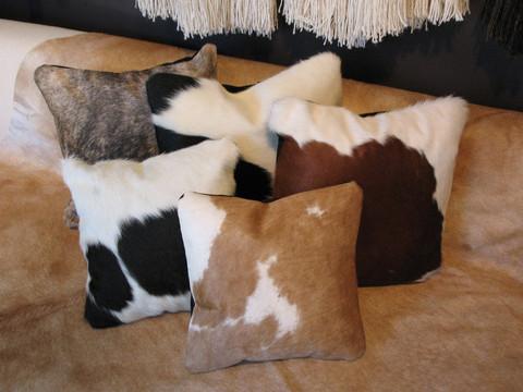 Bradleys Furniture Etc  Cowhide Rugs and Accessories