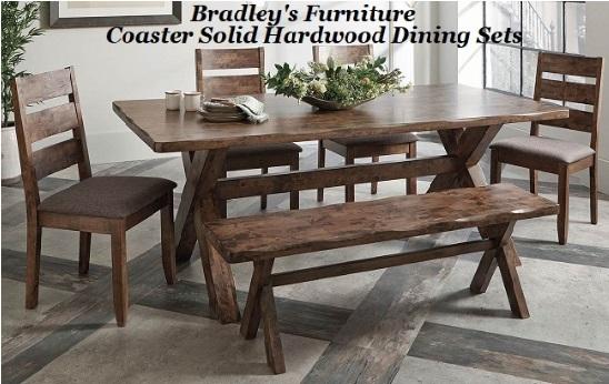 Bradleys Furniture Etc  Utah Rustic Dining