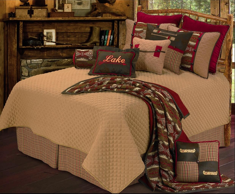Bradleys Furniture Etc Utah Rustic Comforters And Bedding