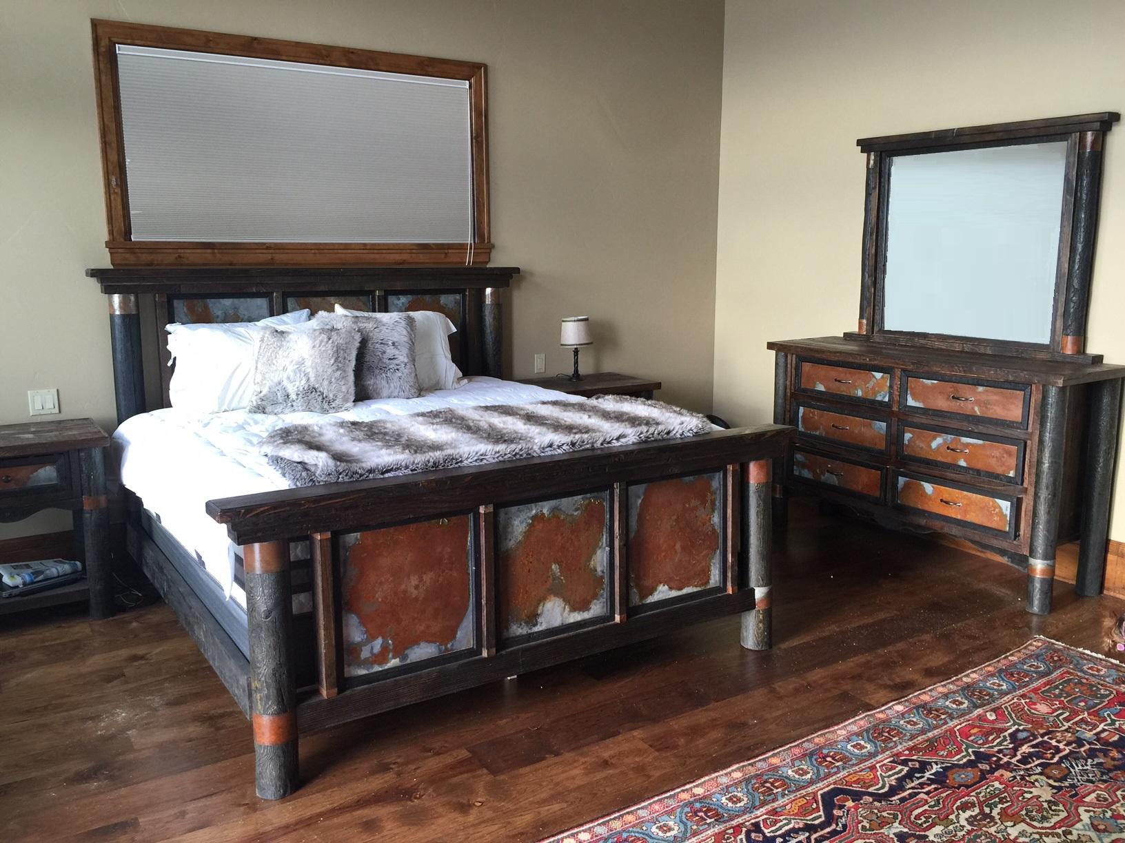 Bradleys Furniture Etc  Utah Rustic Mountain Estate