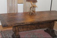 Bradley's Furniture Etc. - Utah Rustic Dining Table Sets