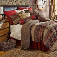 Bradley's Furniture Etc. - Utah Rustic Comforters and Bedding