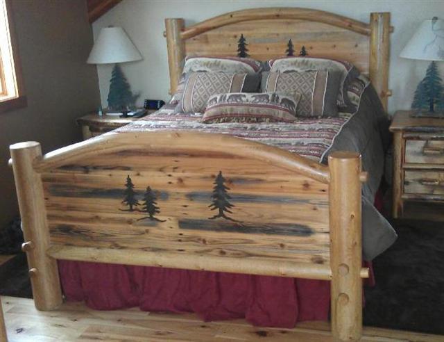 Bradleys Furniture Etc  Utah Rustic Arched Barnwood