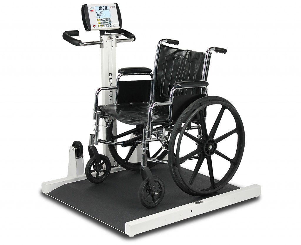 detecto chair scale table and storage racks wheelchair utah center