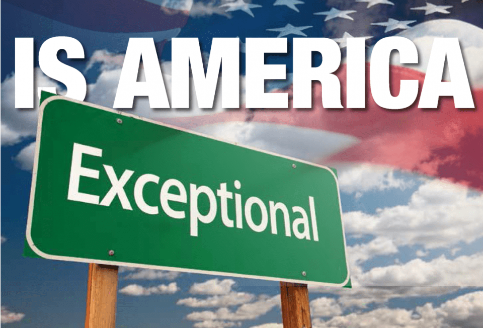 Is America Exceptional
