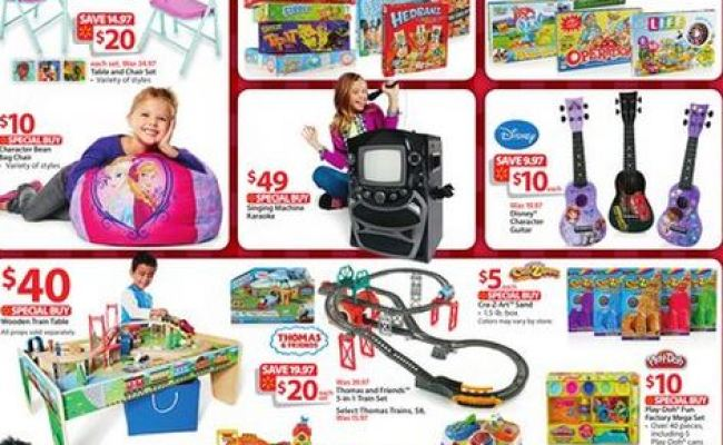 Hot Walmart Black Friday Toy Deals Still Available