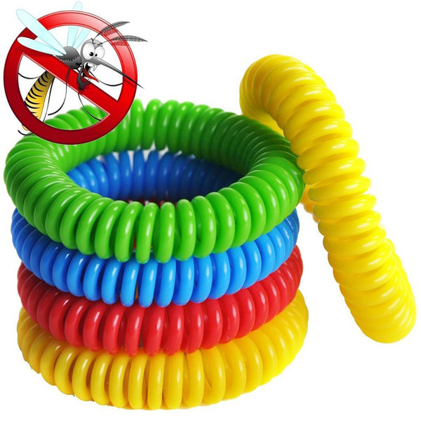 Premium Mosquito Repellent Bracelets 12 Pack For Only $4 ...