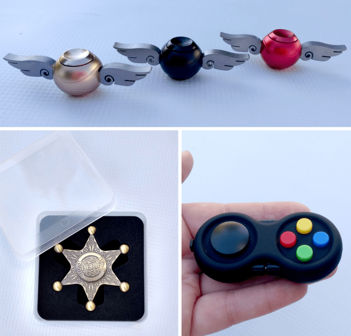 HURRY Unique Fidget Spinners Amp Toys From 1298 Shipped