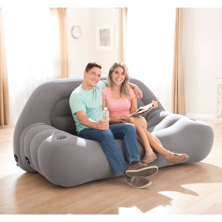 inflatable camping chair beige leather intex just 9 reg 33 98 utah sweet looks like this deal is only available in store good luck