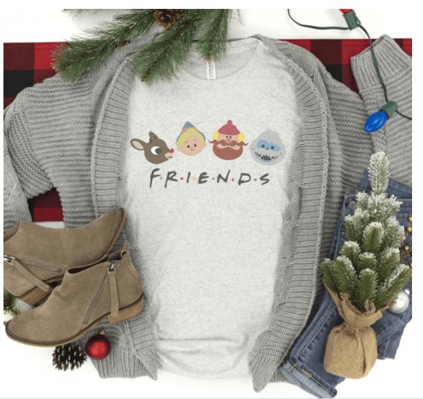 Vintage Misfits Christmas Tees