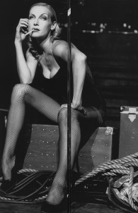 "As Velma in ""Chicago"" on Broadway in 1997/98"
