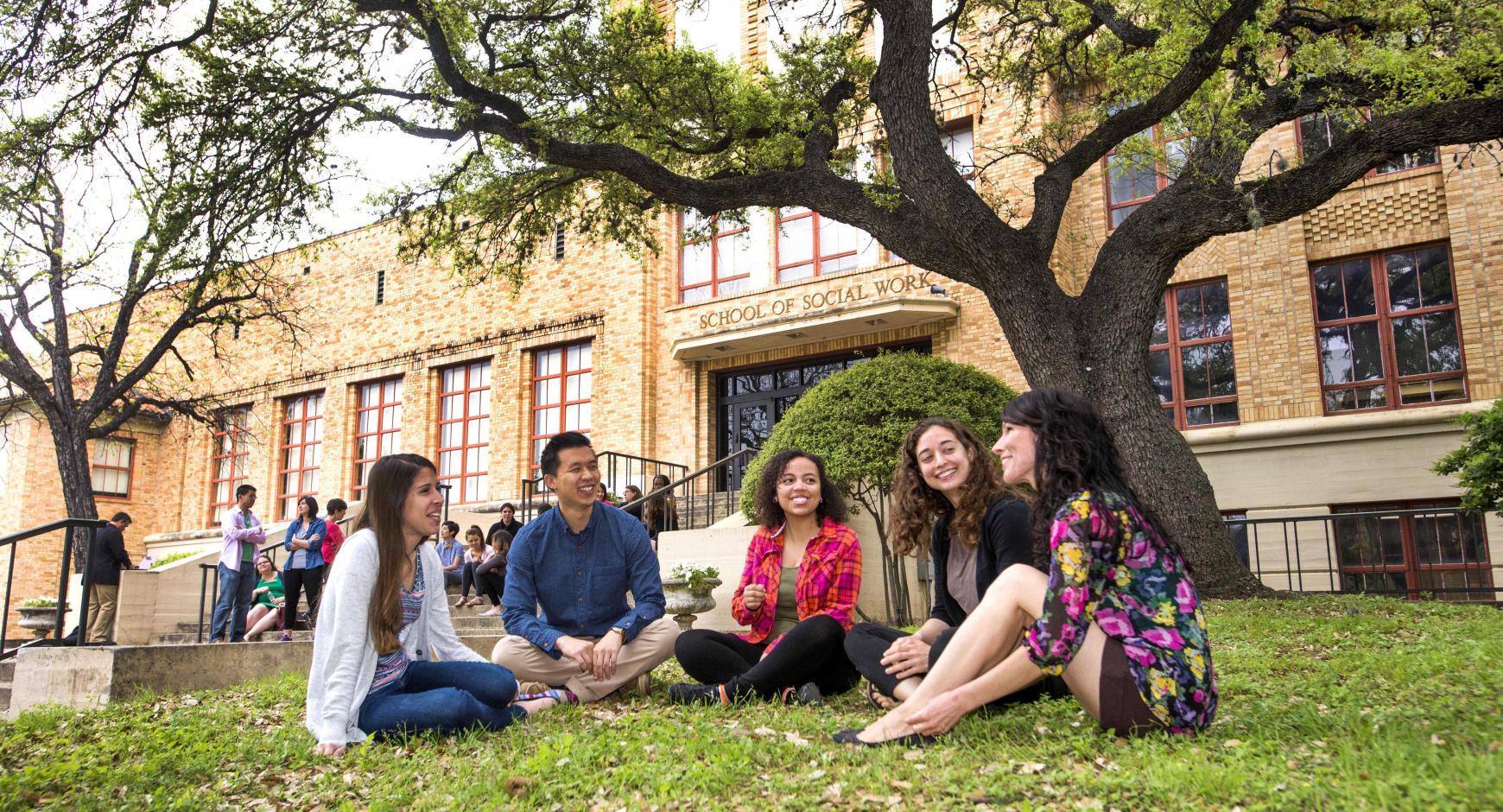 University of Texas at Austin School of Social Work
