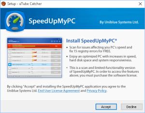 Dotaz na instalaci Speed UP aplikace